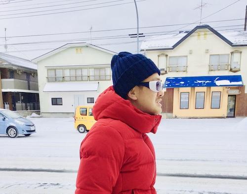雪国 偏光 釣り エギ TALEX 山形 岩手 福島 釣り オーバーグラス