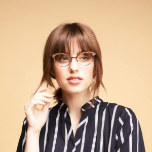 shibuya japan paris lafont 眼鏡 女子 オシャレ ビジネス 秋田 イチノセキ 洋服