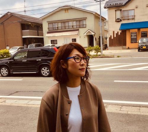 秋田 メガネ女子 rayban ninakraviz 秋田