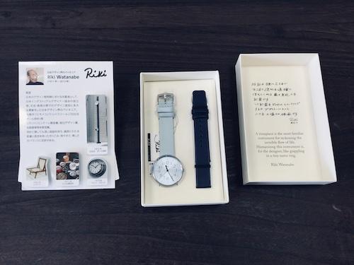 リキウォッチ 腕時計 秋田