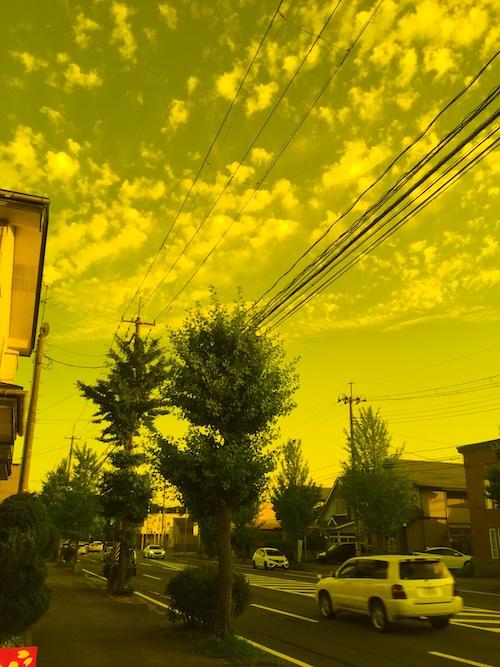 遮光レンズ 夜間レンズ ナイトオレンジ 釣り 東海光学 秋田 イチノセキ 白内障