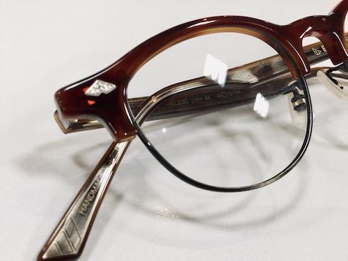 ENALLOID TIMELESS 日本製 眼鏡 ファッション