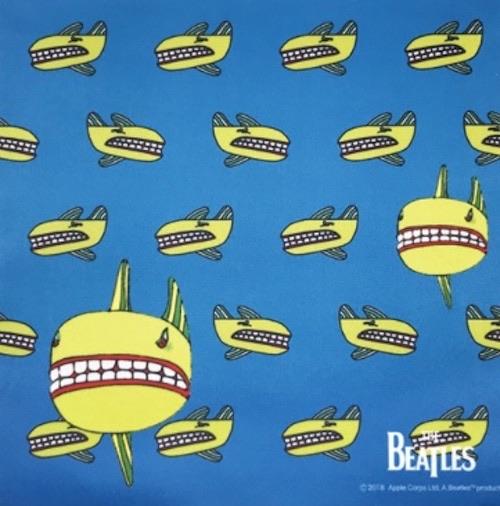beatles yellow submarine johnlennon paul george ringostar 1960s 20century 秋田 イチノセキ メガネ 音楽 guitar band
