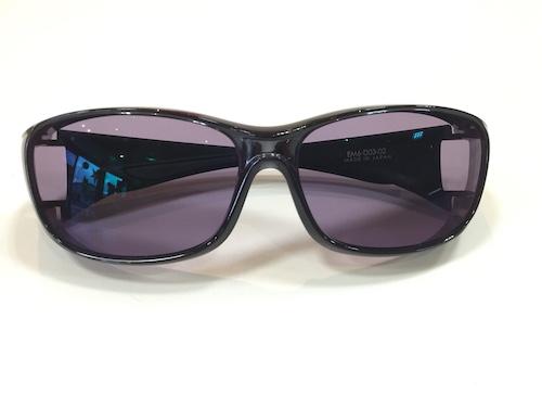 秋田 白内障 眼科 まぶしい 紫外線 防護メガネ タレックス オーバーグラス